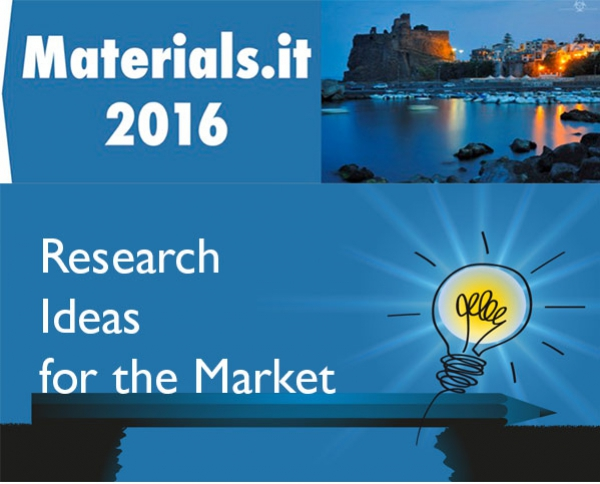 MATERIALS.IT, RESEARCH IDEAS FOR THE MARKET DEADLINE 22OTTOBRE