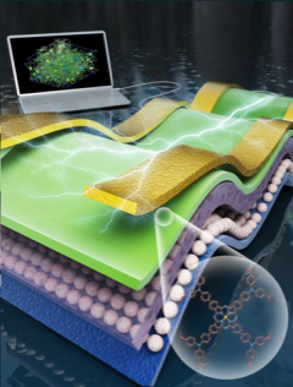 NEW MATERIALS FOR RENEWABLE ENERGIES
