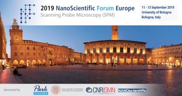 NANO SCIENTIFIC FORUM EUROPE 2019