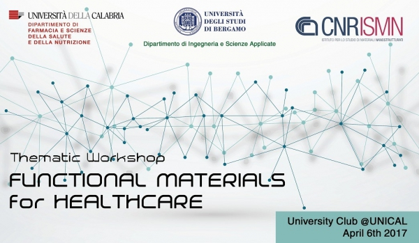 WORKSHOP FUNCTIONAL MATERIALS FOR HEALTHCARE